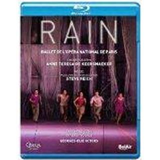 Steve Reich: Rain, Music for 18 Musicians (Paris Opera Ballet) [Blu-ray]